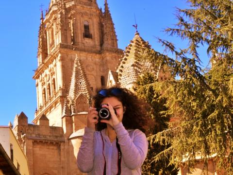 Visita Catedral Salamanca